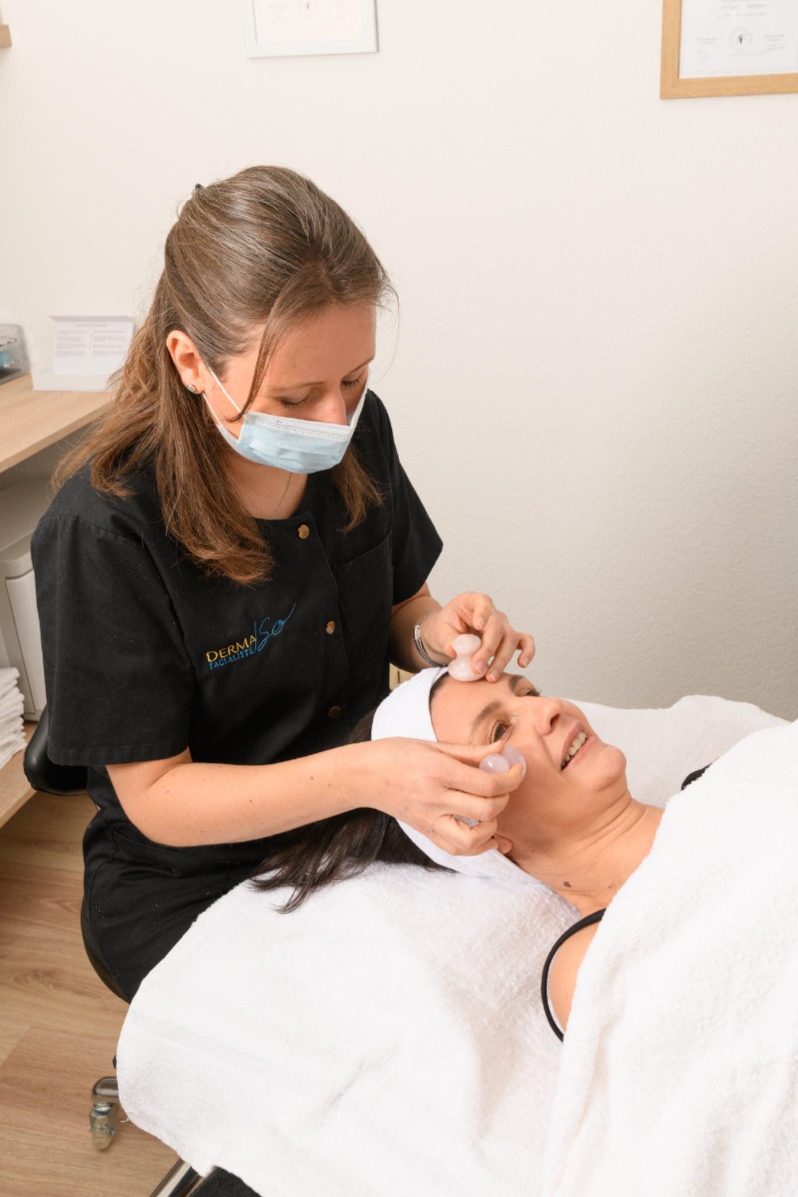 Derma'so Facialiste - Institut de beauté - Valence - Massage Detox