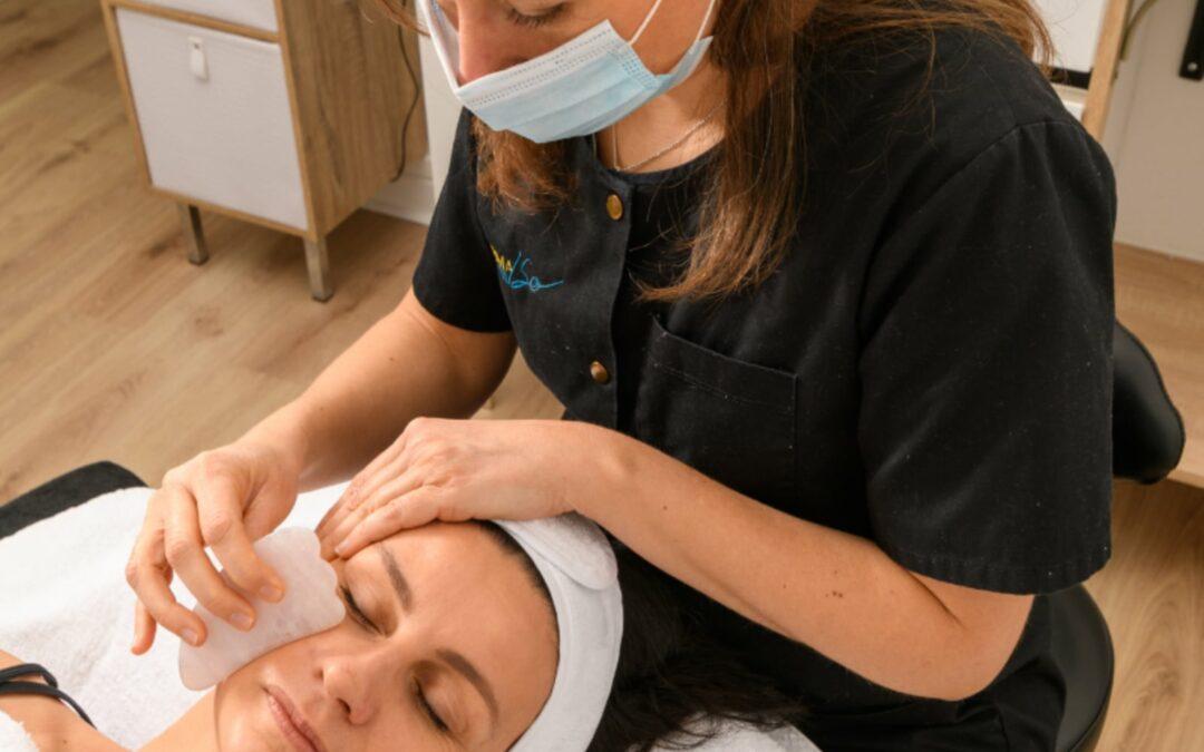 Derma'so Facialiste - Institut de beauté - Valence - Gua Sha
