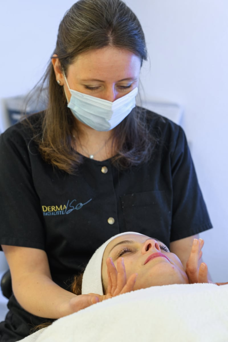 Derma'so Facialiste - Institut de beauté - Valence - Stretching facial